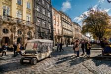 Найвідоміші фасади Львова