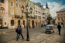 Площа Ринок, м.Львів